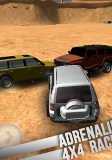 Real 4x4 Derby Racing 3D