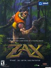 Обложка Zax - The Alien Hunter