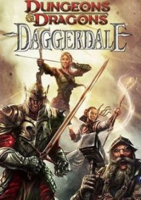 Обложка Dungeons & Dragons: Daggerdale