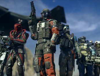 Call of Duty: Infinite Warfare. Геймплейный трейлер DLC Absolution