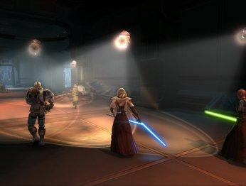 Рецензия на Star Wars: The Old Republic