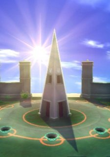 The Magic Obelisk