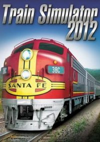 Обложка Railworks 3: Train Simulator 2012