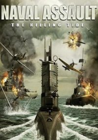 Обложка Naval Assault: The Killing Tide