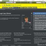 Скриншот Football Manager Handheld 2010