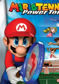 Обложка Mario Tennis: Power Tour