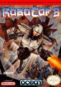 Обложка Robocop 3