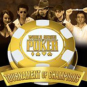 Обложка World Series of Poker: Tournament of Champions