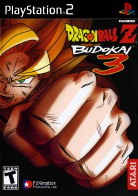 Обложка Dragon Ball Z: Budokai 3