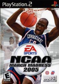 Обложка NCAA March Madness 2005