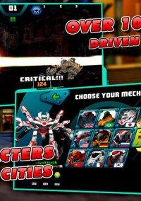 Mecha Showdown – фото обложки игры