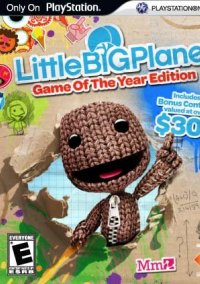 Обложка LittleBigPlanet Game Of The Year Edition
