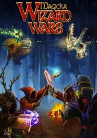 Обложка Magicka: Wizard Wars