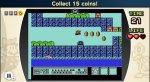 Самус из Metroid собирает монетки на снимках из NES Remix 2 - Изображение 2