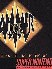 Обложка Hammerlock Wrestling
