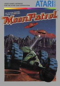 Обложка Moon Patrol