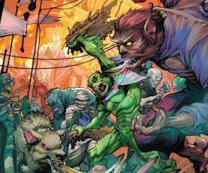В марте выйдут четыре кроссовера героев DC Comics и Hanna-Barbera
