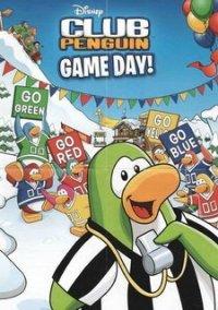Обложка Club Penguin Game Day!