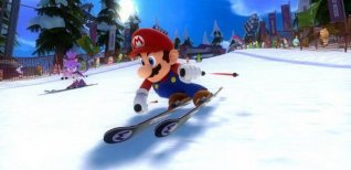 Mario & Sonic at the Sochi 2014 Olympic Winter Games. Видео #1