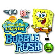Обложка SpongeBob SquarePants Bubble Rush!