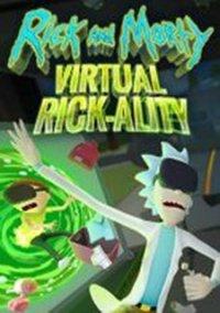 Rick and Morty: Virtual Rick-ality – фото обложки игры