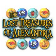 Обложка The Lost Treasures of Alexandria