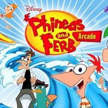 Скриншот Phineas and Ferb Arcade