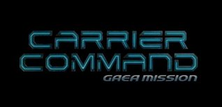 Carrier Command: Gaea Mission. Видео #2