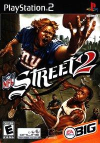 Обложка NFL Street 2