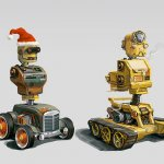 Скриншот Guns and Robots – Изображение 2