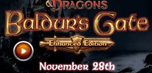 Baldur's Gate: Enhanced Edition. Видео #1
