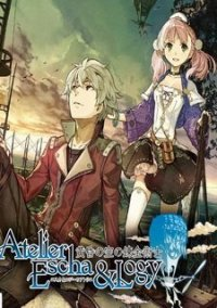 Обложка Atelier Escha & Logy: Alchemists of the Dusk Sky
