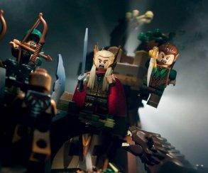 В Lego-версию «Хоббита» включат эмулятор конструктора