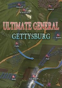 Обложка Ultimate General: Gettysburg
