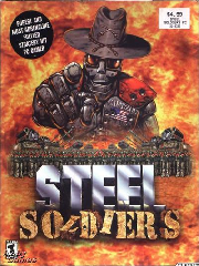 Обложка Z: Steel Soldiers