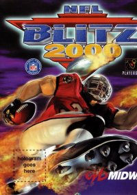 Обложка NFL Blitz 2000