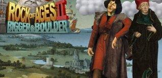 Rock of Ages 2: Bigger & Boulder. Анонсирующий трейлер