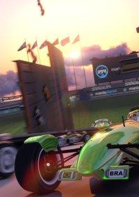 Обложка TrackMania² Stadium