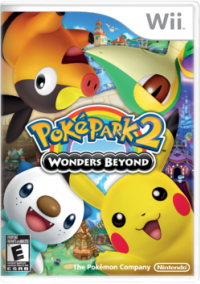 Обложка PokePark 2: Wonders Beyond