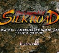 Обложка The Legend of Silkroad