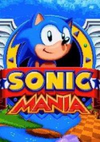 Обложка Sonic Mania