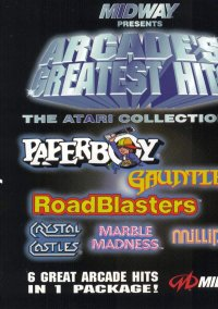 Обложка Arcade's Greatest Hits: The Atari Collection 2