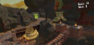 Tribocalypse VR. Геймплейный трейлер