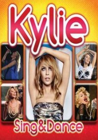 Обложка Kylie Sing & Dance