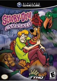 Обложка Scooby-Doo! Unmasked