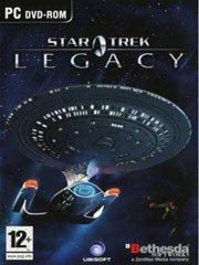 Обложка Star Trek: Legacy