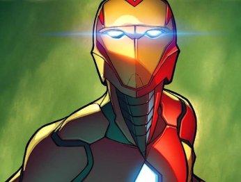 Как новый Железный человек Рири Уильямс выбрала свое прозвище?