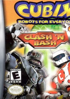 Cubix: Robots for Everyone: Clash 'n Bash