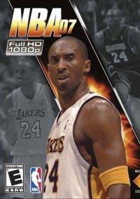 Обложка NBA 07