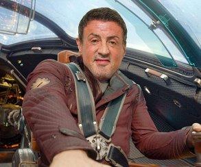 Кого играет Сильвестр Сталлоне в «Стражах Галактики 2»?